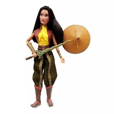 Кукла Райя - Райя и последний дракон - Дисней (Raya Classic Doll – Raya and the Last Dragon) (фото, вид 2)