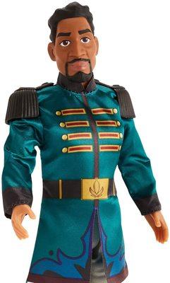 Кукла лейтенанта Маттиаса - Холодное сердце 2 - Дисней (Disney Frozen Mattias Fashion Doll) (фото, вид 2)