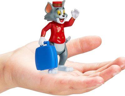 Фигурки Тома и Джерри в наборе «Отель Bellhops» - «Том и Джерри» - Дисней (Tom & Jerry Figure 2-Packs: Hotel Bellhops) (фото, вид 3)