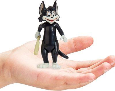 Набор из 4-х фигурок: Том, Джерри, Тутс, Бутч - «Том и Джерри» - Дисней (Tom & Jerry Figure - Four Pack) (фото, вид 4)