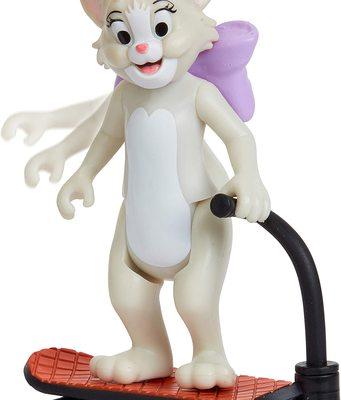 Фигурки Тутс и Тома на самокате - «Том и Джерри» - Дисней (Tom & Jerry Figure 2-Packs: Skateboarding Tom & Toots) (фото, вид 3)