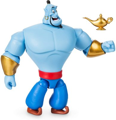 "Фигурка Джинна ""Аладдин"" - Дисней (Disney Genie Action Figure Toybox) (фото, вид 2)"