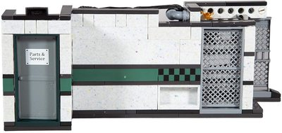 Запчасти и сервисное обслуживание - конструктор пять ночей с Фредди 209 дет. (McFarlane Toys Five Nights at Freddys Parts & Service Medium Construction Set) (фото, вид 2)