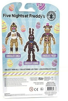 Эксклюзивный Бонни - Сочлененный Пасхальный (Five Nights at Freddy's Articulated Easter Bonnie Exclusive) (фото, вид 2)