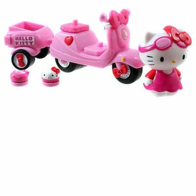 Хелло Китти и мопед (Hello Kitty - Sweet Cakes Scooter) (фото)