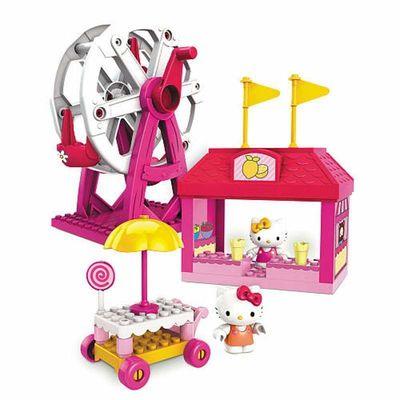 Хелло Китти - Весенняя ярмарка - Мега блок (Hello Kitty - spring fair - Mega Bloks ) (фото)