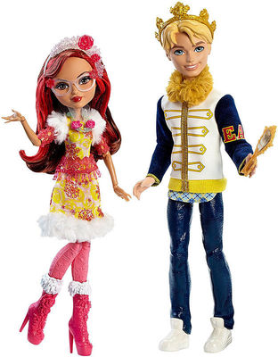 Даринг Чарминг и Розабелла Бьюти (Daring Charming and Rosabella Beauty Dolls) (фото)