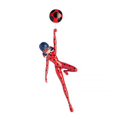 Чудесная Леди Баг - Прыгать и летать (с присоской) (Miraculous Jump and Fly Ladybug) (фото)