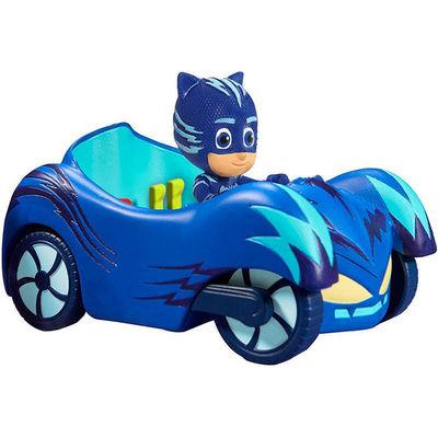 Кэт Бой и автомобиль (PJ Masks Cat Boy Car) (фото)