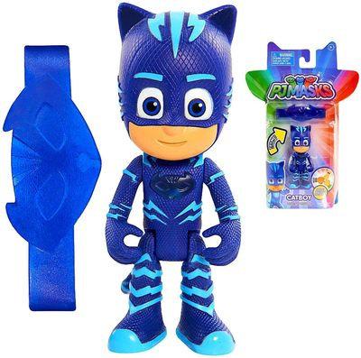 Кэт Бой и браслет (PJ Masks 3 inch Light Up Figure - Catboy) (фото)