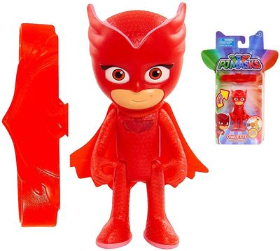 Алет и браслет (PJ Masks 3 inch Light Up Figure - Owlette) (фото)