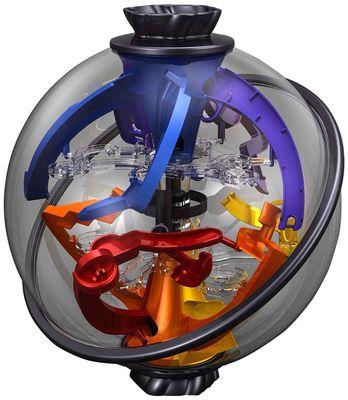 Головоломка - Шар-лабиринт 3D (Perplexus Twist) (фото)