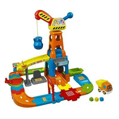 Конструктор - Строительный набор (VTech Go! Go! Smart Wheels- Construction Playset) (фото)