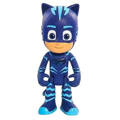 "Кэт Бой - фигурка ""Deluxe"" (PJ Masks Deluxe Talking Cat Boy Figure) (фото)"