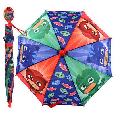 Зонтик - Герои в Масках (American Boy & Girl PJ Masks Kids Umbrella)