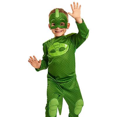 Гекко - маскарадный костюм (PJ Masks Gekko Costume Set) (фото)