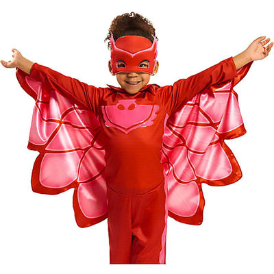 Алет - маскарадный костюм (PJ Masks Owlette Costume Set) (фото)