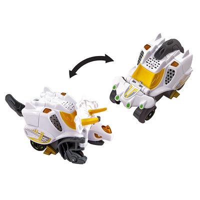 Дино-Трансформер - Трицератопс (VTech Switch & Go Dinos Turbo Dart The Triceratops) (фото)
