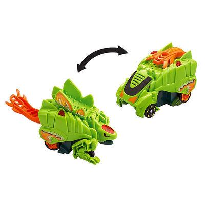 Дино-Трансформер - Стегозавр (VTech Switch & Go Dinos Turbo Spur The Stegosaurus) (фото)