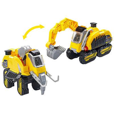Дино-Трансформер - Шерстистый Мамонт (VTech Switch & Go Dinos Turbo Digger The Woolly Mammoth) (фото)
