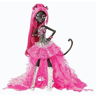 Кетти Нуар - Ночь монстров (Catty Noir: Ghouls Night Out)