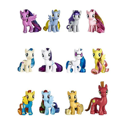 Коллекция пони - Фестиваль Дружбы (My Little Pony the Movie Friendship Festival Party Friends Collection Pack) (фото)