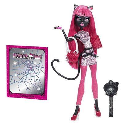 Кетти Нуар - Страшный семестр / Скарместер (Catty Noir: Scaremester) (фото)