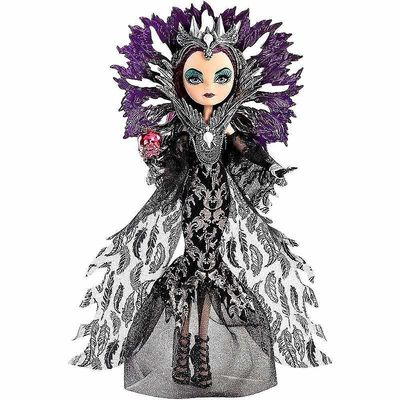 Рейвен Куин - Королева ( Комик Кон - перевыпуск ) (Raven Queen - Evil Queen) (фото)