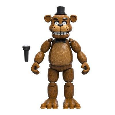 Фредди Фазбер (Funko Five Nights at Freddy's Articulated Freddy) (фото)