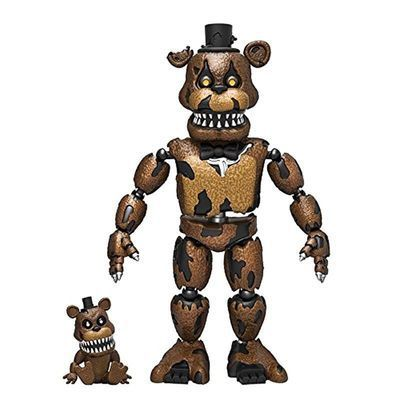 Фредди кошмарный (Funko Articulated Five Nights at Freddy's - Nightmare Freddy) (фото)