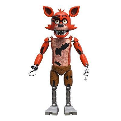 Фокси (Funko Five Nights at Freddy's Articulated Foxy) (фото)