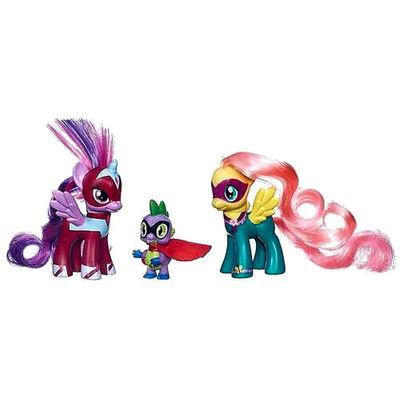 Набор Пони - Волшебная сила дружбы (My Little Pony Power Ponies) (фото)