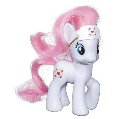 Пони медсестра Редхарт Красное сердце (My Little Pony Friends Nurse Redheart) (фото)