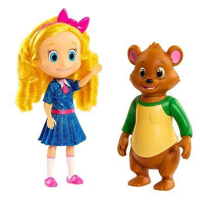 Куклы Голди и Мишка (Disney Junior Goldie and Bear Doll) (фото)