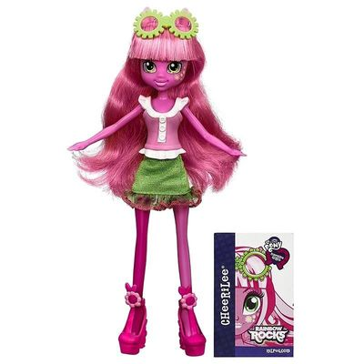 Кукла Черили (My Little Pony Equestria Girls Rainbow Rocks Cheerilee) (фото)
