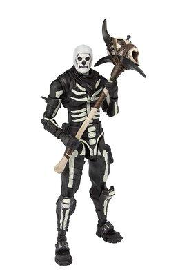Скелет-патрульный солдат премиум Фортнайт (McFarlane Toys Fortnite Skull Trooper Premium Action Figure) (фото)