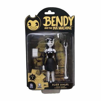 Ангел Алиса подвижная фигурка 1-серия (Bendy and the Ink Machine Alice Angel Action Figure) (фото)