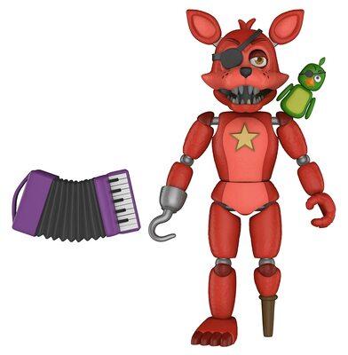 Рокстар Фокси - Симулятор Пиццы (Funko Five Nights at Freddy's Pizza Simulator - Rockstar Foxy)