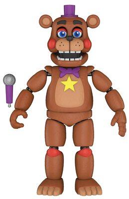 Рокстар Фредди - Симулятор Пиццы (Funko Five Nights at Freddy's Pizza Simulator - Rockstar Freddy)
