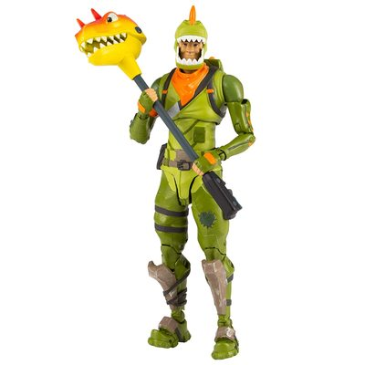 Рекс - премиум Фортнайт (McFarlane Toys 10605-3 Fortnite Rex Premium Action Figure) (фото)