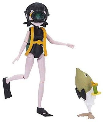 Фигурка Мейвис - Подводное плавание с привидениями (Hotel Transylvania 3 Spooky Scuba Mavis Action Figure) (фото)