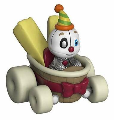 Супер гонщик Эннард (Funko Super Racers: Five Nights at Freddy's - Ennard)