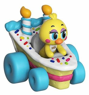 Супер гонщик Чика (Funko Super Racers: Five Nights at Freddy's - Chica)