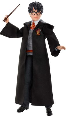 Кукла Гарри Поттер - Гарри Поттер (Mattel Harry Potter Doll) (фото)