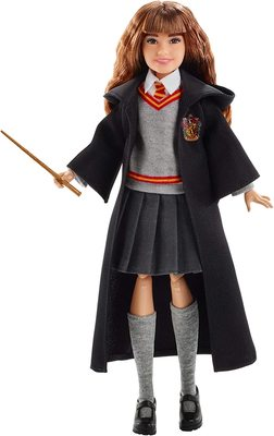 Кукла Гермиона Грейнджер - Гарри Поттер (Mattel Harry Potter Hermione Granger Doll) (фото)