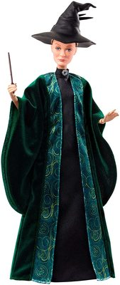 Кукла Минерва Макгонагалл (Mattel Harry Potter Minerva McGonagall Doll) (фото)