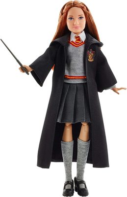 Кукла Джинни Уизли - Гарри Поттер (Mattel Harry Potter Ginny Weasley Doll) (фото)