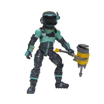 Фигурка Фортнайт - Токсичный солдат (Fortnite Solo Mode Core Figure Pack, Toxic Trooper) (фото)