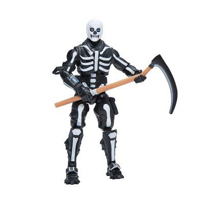 Фигурка Фортнайт - Скелет (Fortnite Solo Mode Core Figure Pack, Skull Trooper) (фото)