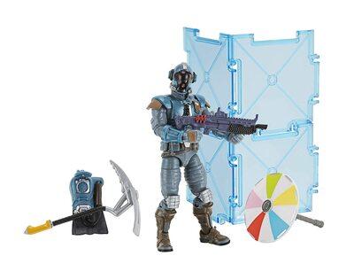Пришелец - Комплект для выживания Фортнайт (Fortnite Early Game Survival Kit Figure Pack, The Visitor) (фото)